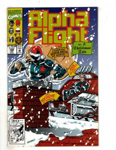 Alpha Flight #105 (1992) YY7