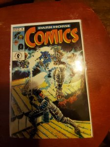 Dark Horse Comics #4 (1992)