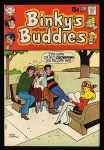 Binky's Buddies #11 VF 8.0