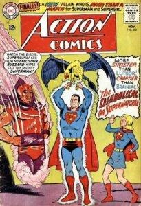 Action Comics #320 (ungraded) stock photo / CSM