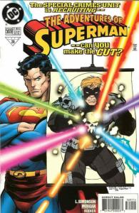 Adventures of Superman #569 VF/NM; DC | save on shipping - details inside