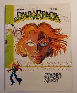 Star Reach #18 VF 1979 Science Fiction  Magazine