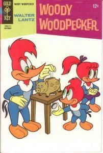 WOODY WOODPECKER 99 VF-NM November 1967 COMICS BOOK