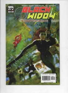 BLACK WIDOW #3, NM-, 2005, Sean Phillips, Sienkiewicz, Things They Say about Her