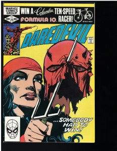 Daredevil #179 (Marvel, 1982) VF/NM