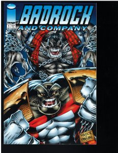 Badrock and Company #1  (Image, 1994)