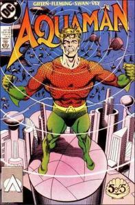 DC AQUAMAN (1989 Series) #5 VF/NM