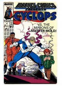 Marvel Comics Presents #19-First Damage Control-1989