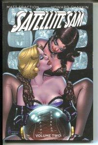 Satellite Sam: Women In Trouble-Vol 2-Howard Chaykin-2014-PB-VG/FN