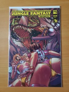 Jungle Fantasy Secrets #1 Regular Cover