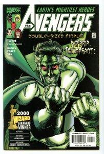 Avengers V3 34 Nov 2000 NM- (9.2)