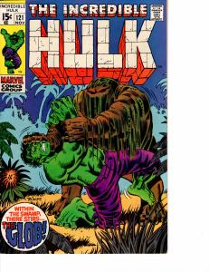 Incredible Hulk (1968) 121 Fine (6.0)