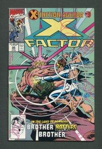 X-Factor #60  /   7.0 FN/VFN  /  November 1990