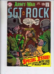 Our Army at War #205 (Apr-69) VF/NM High-Grade Easy Company, Sgt. Rock