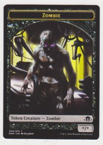 Magic the Gathering: Eldritch Moon - Zombie