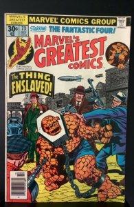 Marvel's Greatest Comics #73 (1977)