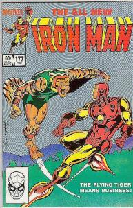 Iron Man #177 (Dec-84) VF/NM High-Grade Iron Man