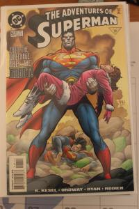 Adventures of Superman 567 9-4-nm