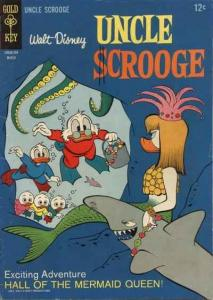 Uncle Scrooge #68, Good+ (Stock photo)
