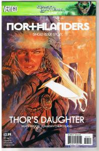 NORTHLANDERS #41, NM, Vikings, Vertigo, Brian Wood,2008, Thor, more in store