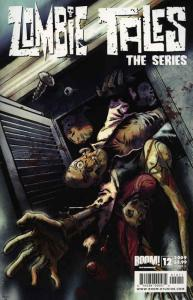 Zombie Tales The Series #12A VF/NM; Boom! | save on shipping - details inside