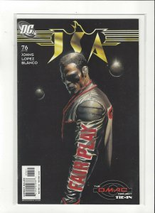 JSA #76 DC Comics  NM-