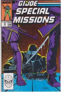 G.I. Joe Special Mission #18
