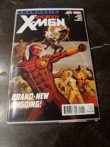Uncanny X-Men #1 (2012)