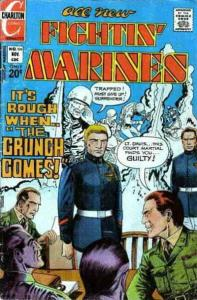 Fightin' Marines #106 VG; Charlton | low grade comic - save on shipping - detail