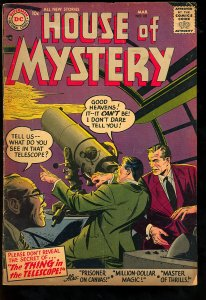 House of Mystery #60 (1957)