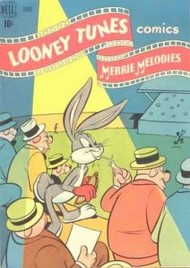 Looney Tunes and Merrie Melodies Comics #92, VG (Stock photo)