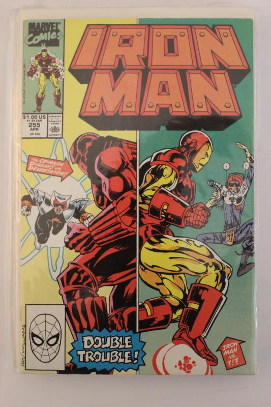 Iron Man 255  9-4-nm