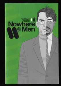 Nowhere Men #1 NM+ 9.6