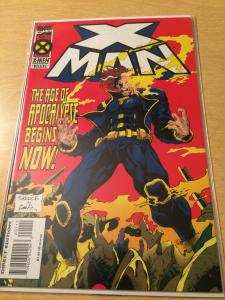 X Man #1 The Age of Apocalypse Begins Now!