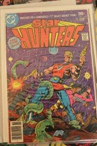 Star Hunters #1 (Nov, 1977, DC) NM