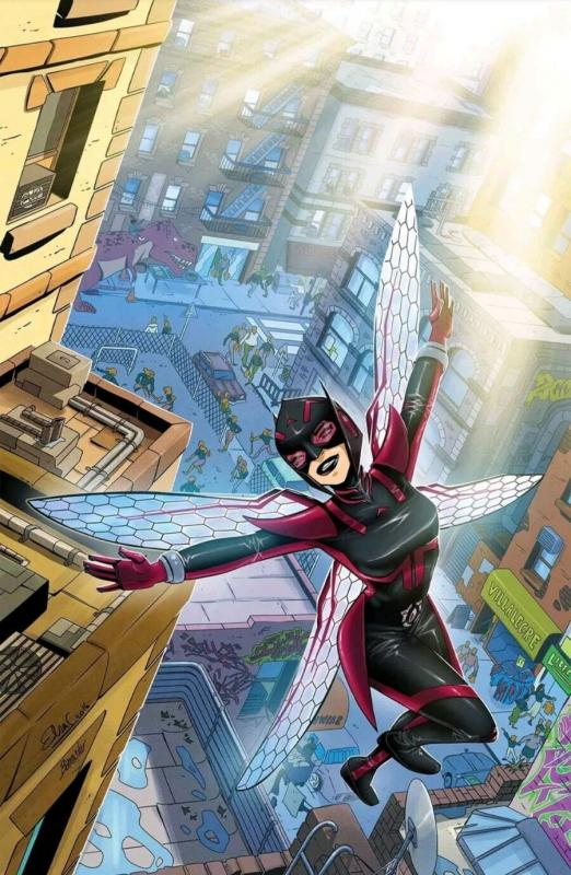 UNSTOPPABLE WASP #2 Whitley Charretier NM Marvel Comics NOW  2/1/17