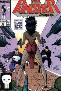 Punisher (1987 series) #25, VF- (Stock photo)