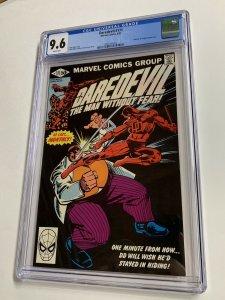 Daredevil #171 CGC graded 9.6