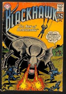 Blackhawk #180 (1963)