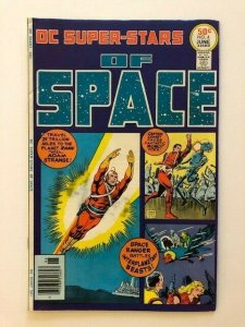 DC Super-Stars of SPACE #4 Adam Strange/Captain Comet/Space Ranger F/VF (A168)