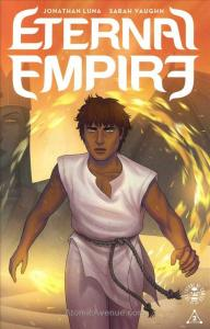 Eternal Empire #2 VF/NM; Image | save on shipping - details inside