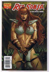 RED SONJA #40, VF/NM, She-Devil, Sword, Fabiano Neves, 2005, Robert Howard