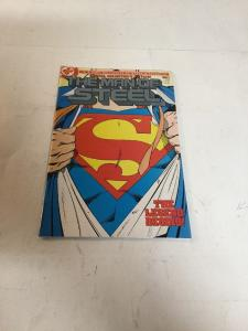 The Man Of Steel Special Collectors Edition 1 Vf/Nm Very Fine/Near Mint 9.0