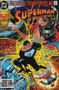 Action Comics (1938 series) #691, NM (Stock photo)