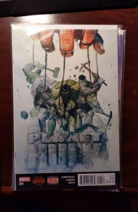 Planet Hulk #4 (2015)
