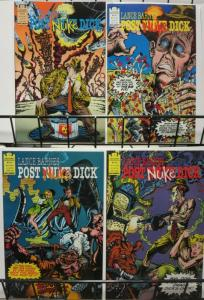 LANCE BARNES POST NUKE DICK 1-4 PETRUCHA complete story