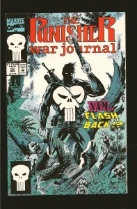 Marvel Comics The Punisher War Journal #52 March (1993)