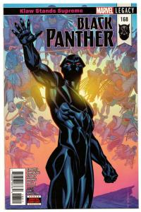 Black Panther #168 (Marvel, 2018) VF/NM