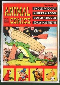 Animal Comics #25 (1947)