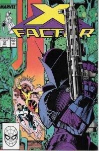 X-FACTOR #35, VF/NM, Simonson, Mutants, 1986 1988, Marvel, more in store